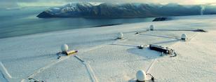 Radionuclide station at Spitsbergen