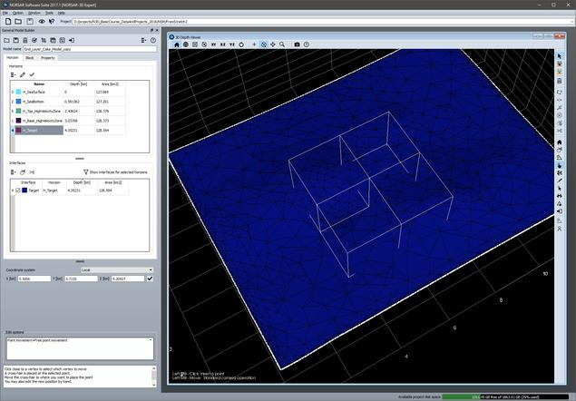 Norsar software suite 2017 1 is released norsar 3d model editor
