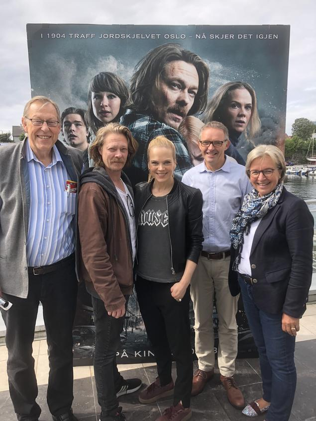 Haugesund Filmfestival - Skjelvet