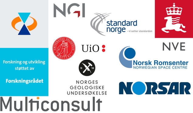 Geofaredagen sponsorer