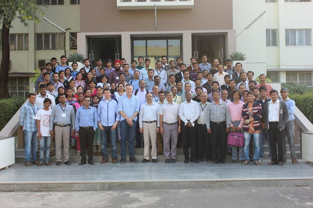 NORSAR conducted a 3-day training course at VNIT Nagpur (Central India) in December 2014.